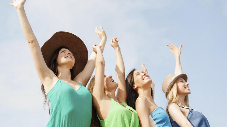 2017年 夏の海外女子旅に人気のホテルランキング