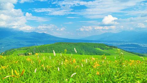 夏休みにおすすめ!人気の高原リゾートホテルランキング