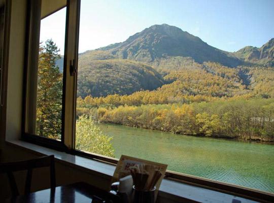 上高地 大正池ホテル
