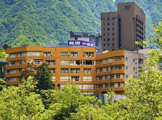 宇奈月温泉 ホテル桃源