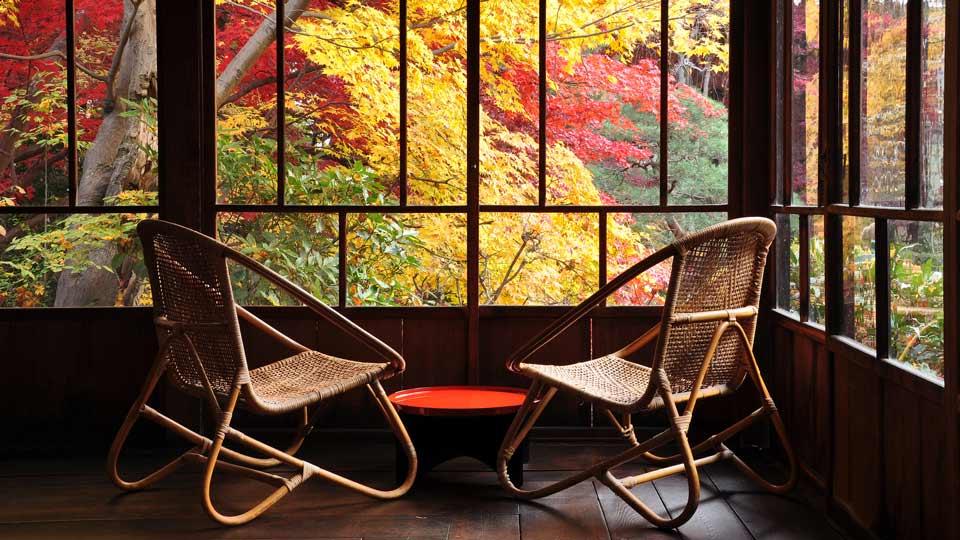 紅葉が楽しめる絶景宿人気ランキングTOP10