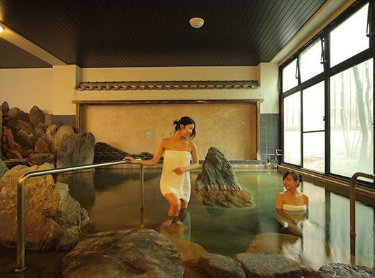 別府 鉄輪温泉 湯の里 葉山