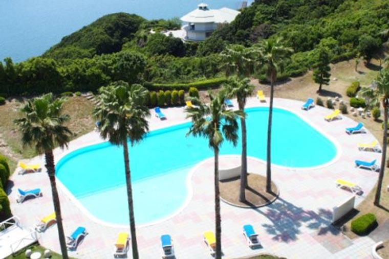 ホテル&リゾーツ南淡路 屋外プール