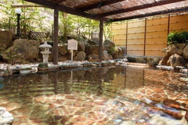 ホテル&リゾーツ南淡路 露天風呂