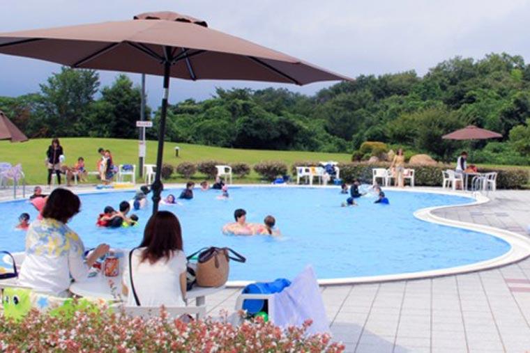 ホテル&リゾーツ京都宮津 屋外プール