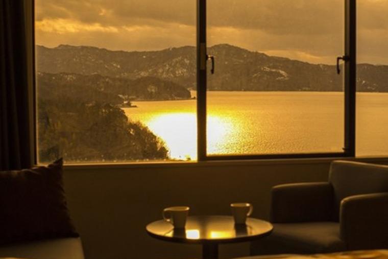 ホテル&リゾーツ京都宮津 客室からの眺望例