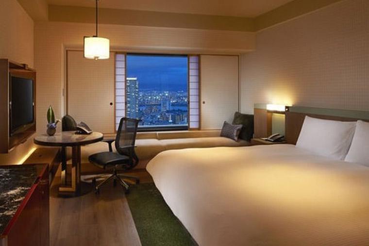 ヒルトン大阪 客室例