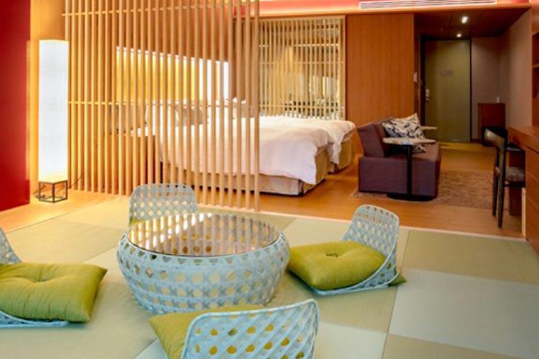 ネスタリゾート神戸 客室例