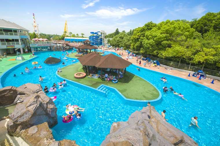 ホテルグリーンプラザ東条湖 流水プール
