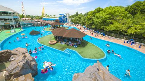 関西のプールが人気のホテルランキング