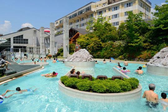 那須温泉 ホテルサンバレー那須