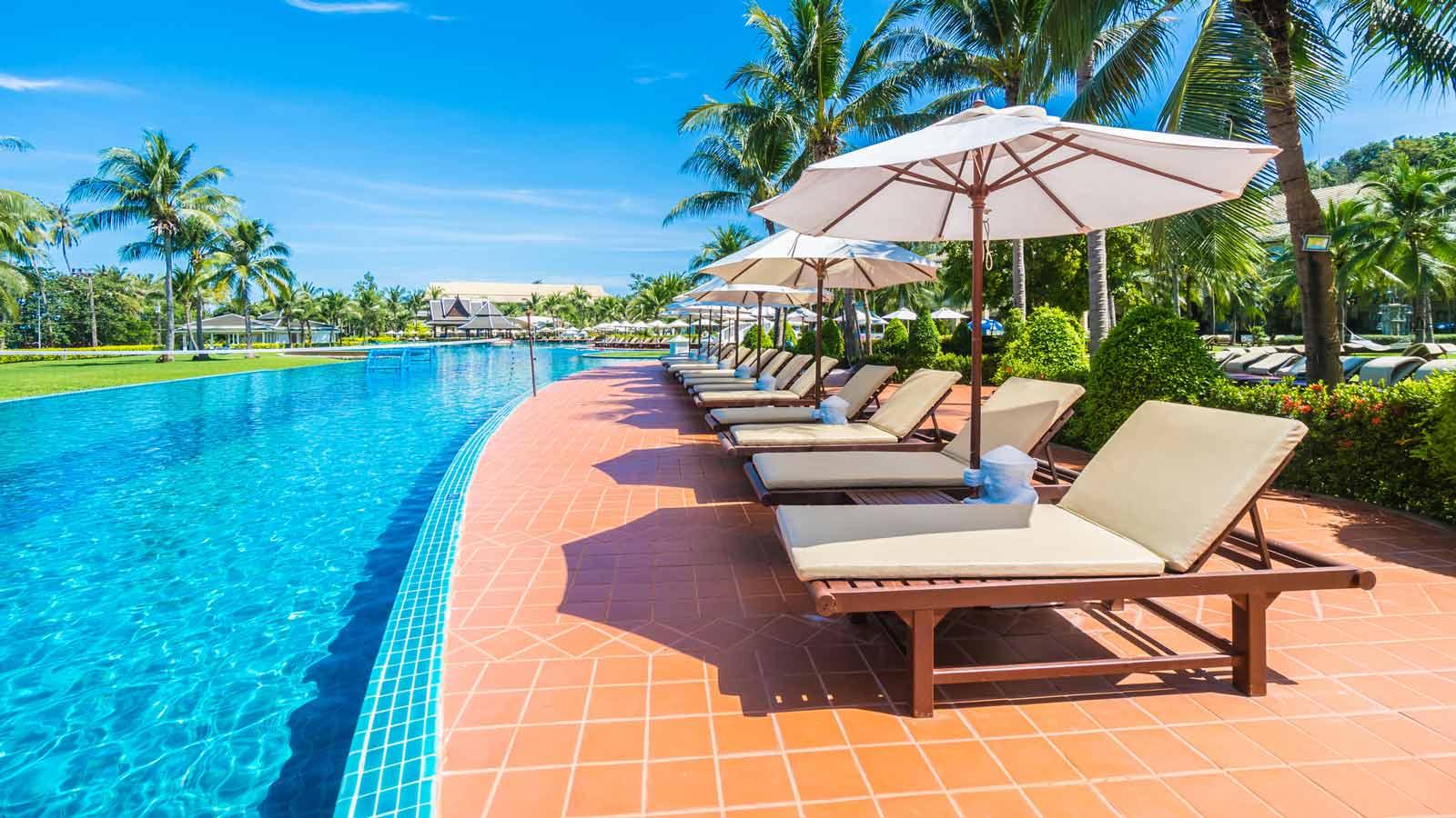 【全国】プールが人気のホテルランキング!