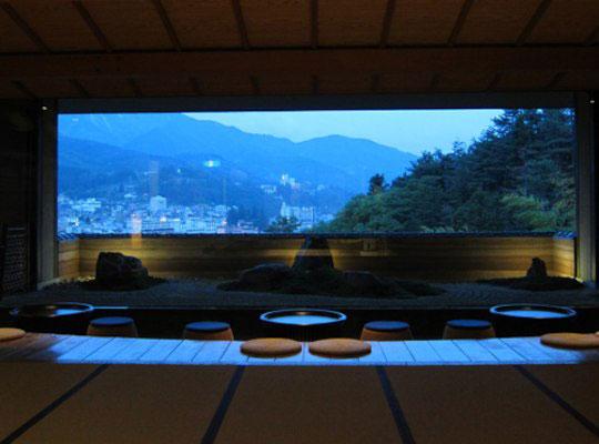 下呂温泉 今宵天空に遊ぶ しょうげつ