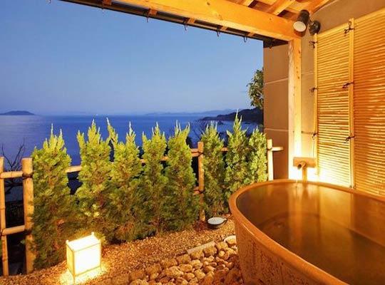 客室露天風呂の宿 奥伊根温泉 油屋別館 和亭