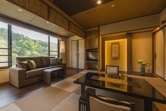 修善寺温泉 瑞の里 〇久(まるきゅう)旅館