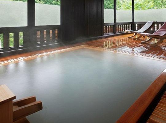 蔵王温泉 蔵王国際ホテル(貸切風呂 山の恵み湯)