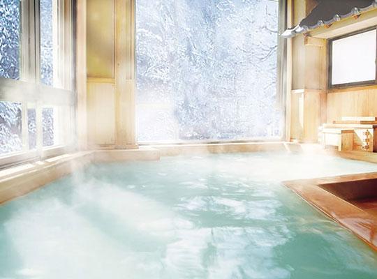 塩原温泉 やまの宿 下藤屋(大檜風呂)