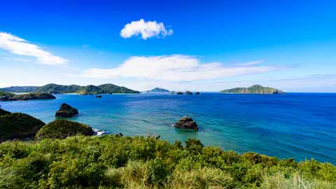 2019年夏、人気急上昇の日本の離島ランキング