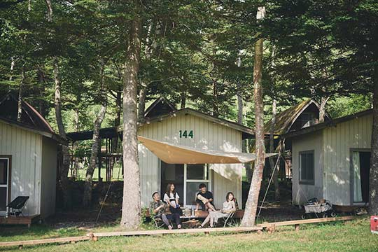 HYTTER FOREST CABINS