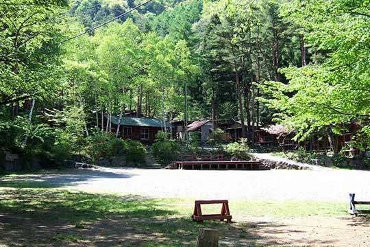 西湖 紅葉台キャンプ場