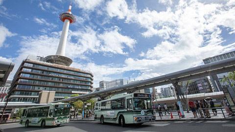 京都・バス一日乗車券使いこなし!地元民推薦観光コース3選