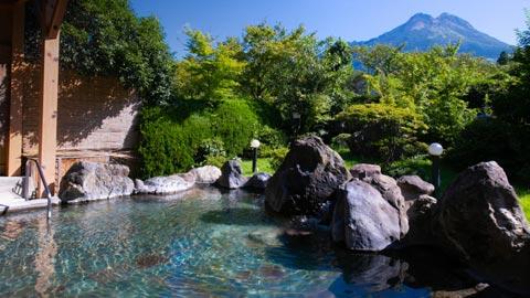 九州のおすすめ!日帰り温泉宿人気ランキングTOP10