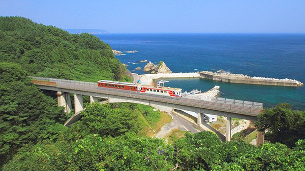 The Sanriku Railway
