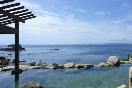 白浜温泉 浜千鳥の湯 海舟