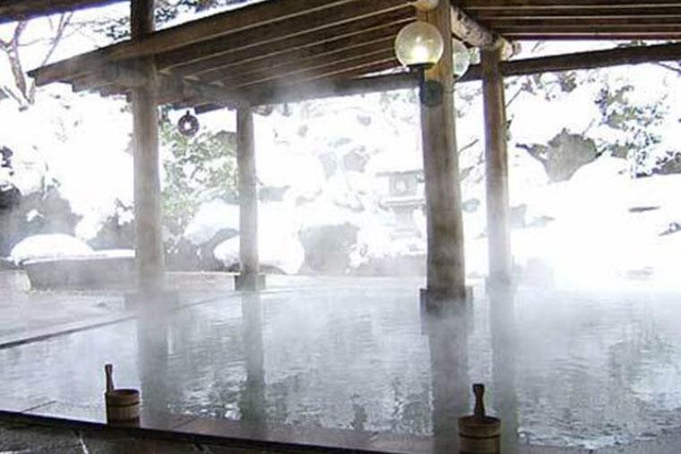 水上温泉 源泉湯の宿 松乃井