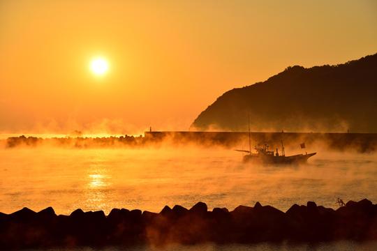 高知県 海霧