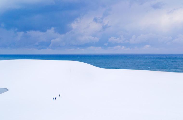 鳥取県 鳥取砂丘