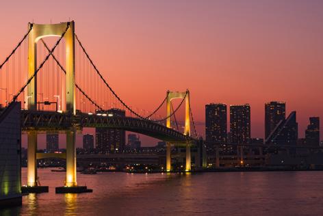 東京湾サンセット