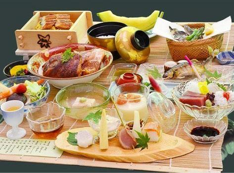 高雄観光ホテル:川床料理
