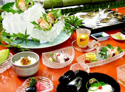 京・貴船 ひろや:川床料理