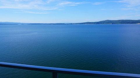 青い絶景!人気のオーシャンビュー宿ランキング