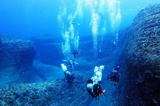 与那国島周辺の海底遺跡