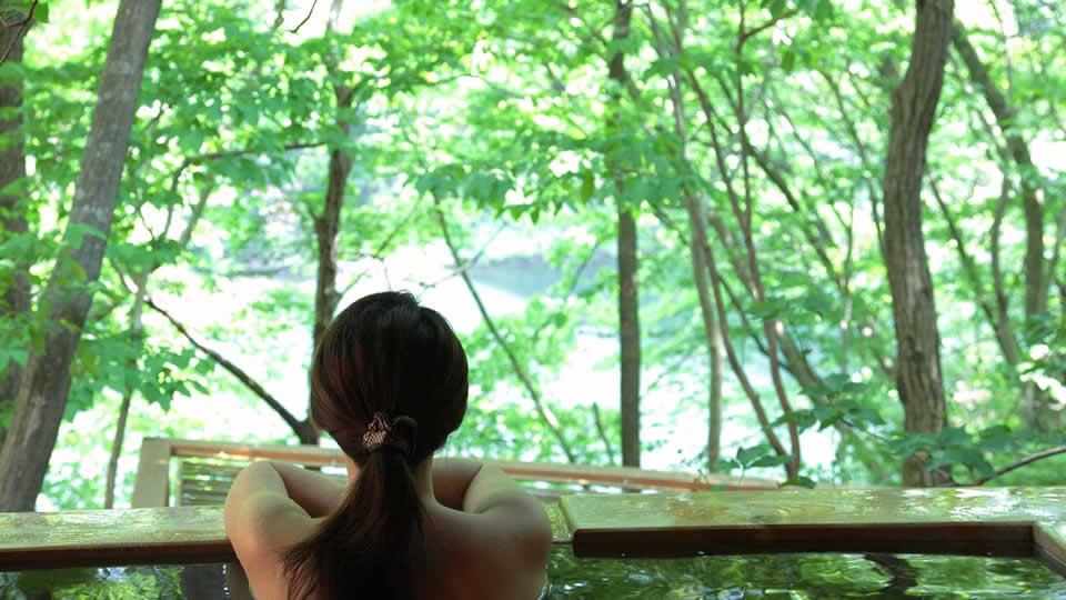 ◆2015年◆ココロ潤う。おんな一人旅に人気の温泉地ランキング