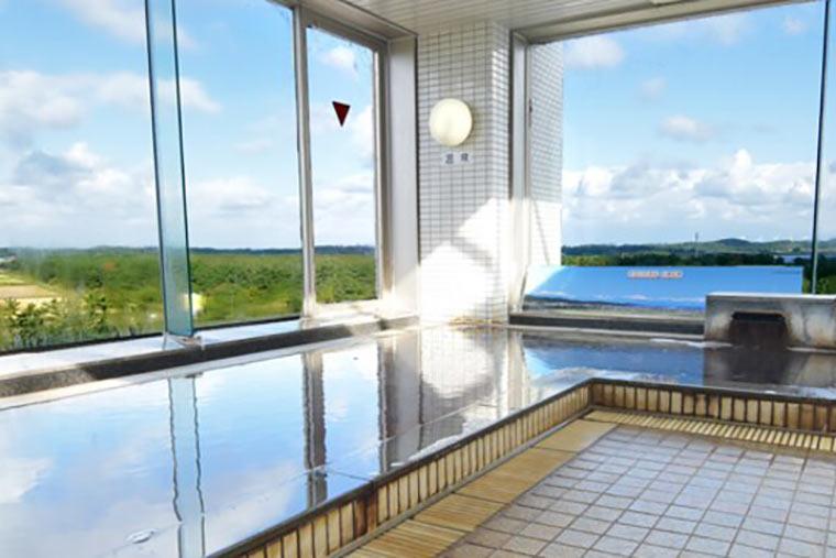 白神展望温泉 美肌の湯 ホテルサンルーラル大潟