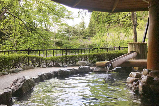 土湯温泉 はるみや旅館