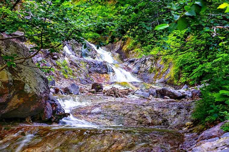 ウトロ温泉