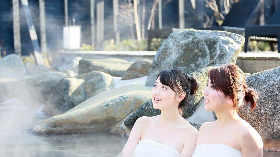「温泉女子旅」におすすめ!20代が選ぶ人気温泉宿ランキング