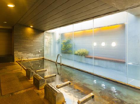 ドーミーイン金沢:温泉