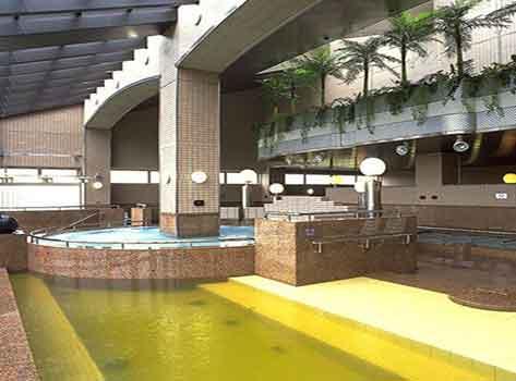 天然温泉リラックスパーク テルメ金沢:温泉
