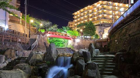 関西の人気温泉地ランキングTOP10