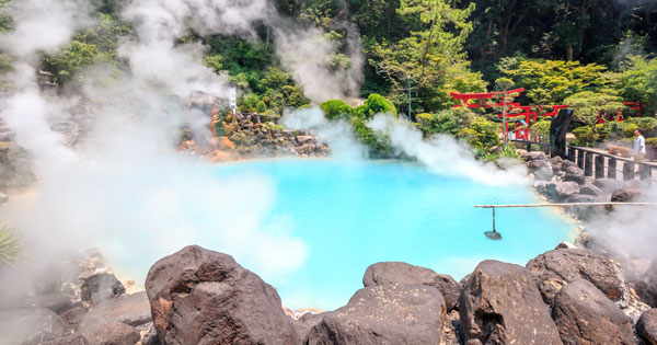 九州の人気温泉地ランキングTOP15