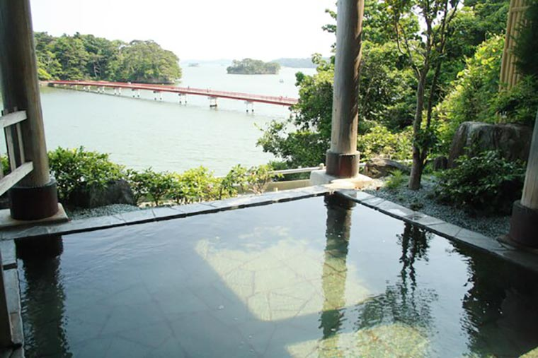松島温泉 ホテル絶景の館