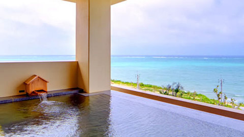 沖縄で温泉が楽しめるおすすめ人気宿ランキング
