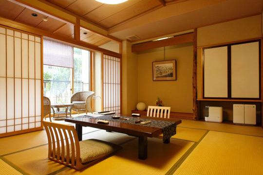 湯田川温泉 九兵衛旅館(くへえりょかん)