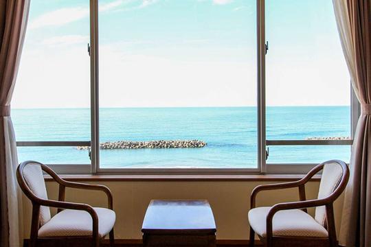 湯野浜温泉 海辺のお宿 一久