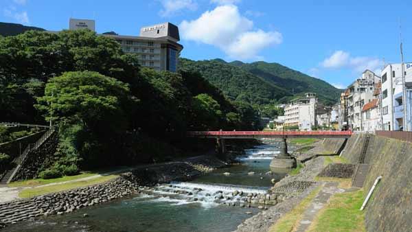 箱根汤本温泉